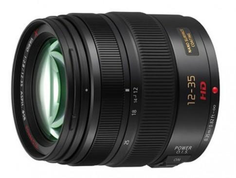 Panasonic ra ống zoom 12-35mm f/2.8 cho máy MFT