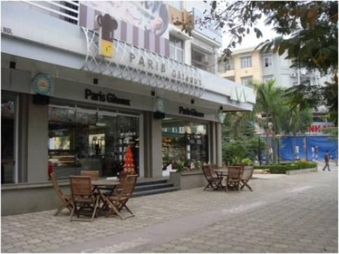 Paris Gâteaux khai trương 2 nhà hàng mới