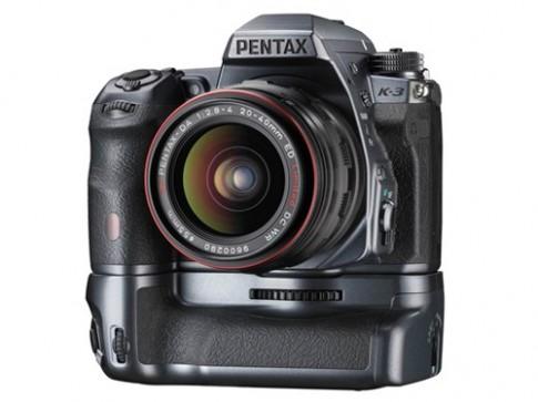 Pentax K3 có phiên bản đặc biệt giá 1.400 USD