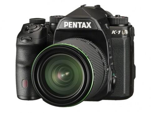 Pentax ra máy full-frame chống rung 5 trục giá 1.800 USD