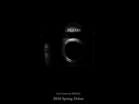 Pentax sẽ trở lại chiến trường máy full frame vào đầu năm 2016