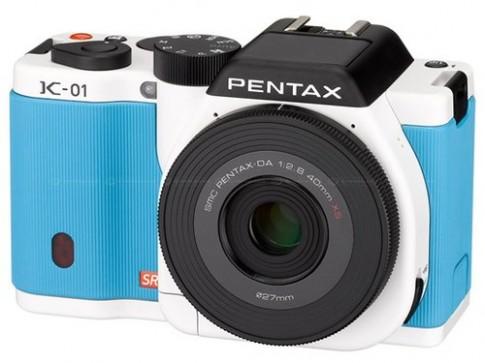 Pentax thêm bản đặc biệt cho máy ảnh đã ngừng sản xuất