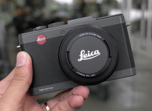 Phiên bản thời trang của Leica D-Lux 6 giá 33,5 triệu đồng