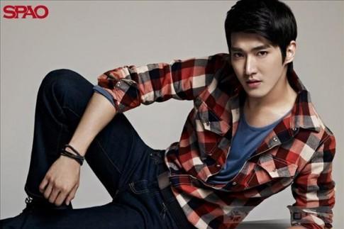 Phong cách thời trang nam tính và quyến rũ của Choi Si Won (Super Junior)