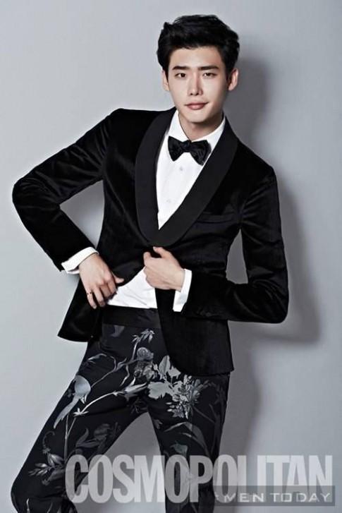 Phong cách thời trang và kiểu tóc đẹp của Lee Jong Suk