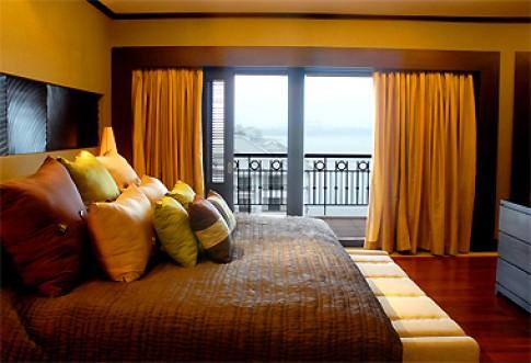 Phòng khách sạn 4.500 USD một đêm