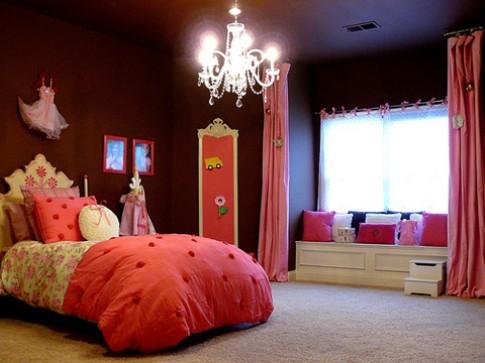 Phòng ngủ như truyện cổ tích