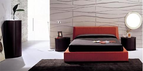 Phòng ngủ phong cách Italy