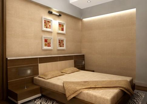 Phòng ngủ tiện nghi và thoải mái