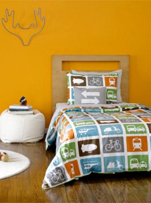 Phủ giường ngộ nghĩnh phòng trẻ