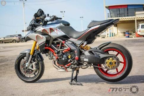 [PKL] Ducati Multistrada 1200 với phiên bản độ đậm chất thể thao