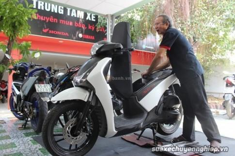 Quy trình vệ sinh kim phun xăng điện tử xe máy