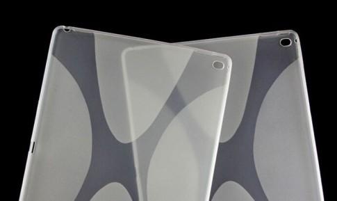 Rò rỉ hình ảnh vỏ nhựa bảo vệ cho iPad Pro
