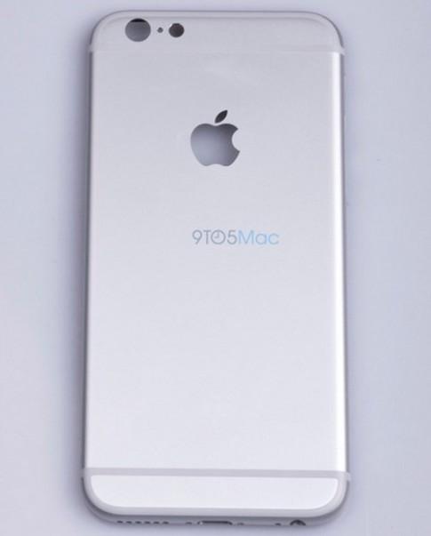 Rò rỉ những bức ảnh đầu tiên của phiên bản iPhone 6s mới
