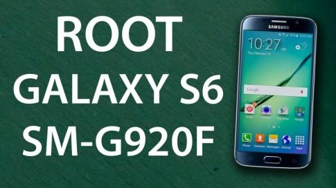 Root Galaxy S6, S6 Edge: đừng dại dột thử trong thời điểm này