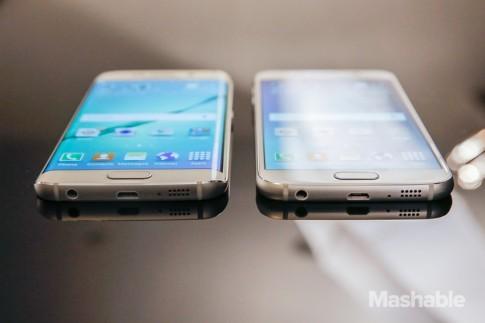 S6 và S6 Edge - phẳng và cong , đâu là lựa chọn tốt nhất?