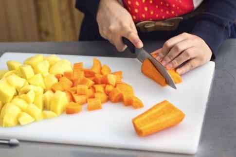 Sai lầm phổ biến khi chế biến thực phẩm