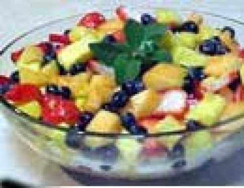 Salat hoa quả