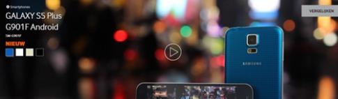 Samsung âm thầm ra mắt Samsung Galaxy S5 Plus