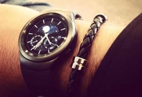 Samsung chính thức ra mắt Gear S2 Smartwatch