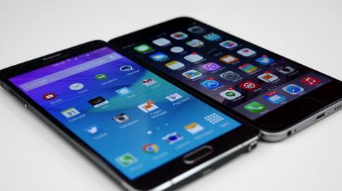 Samsung chơi mạnh với Apple với chiến dịch Test Drive - đổi iPhone lấy Note 5.