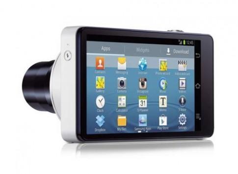 Samsung có đối thủ mới về máy ảnh thông minh chạy Android