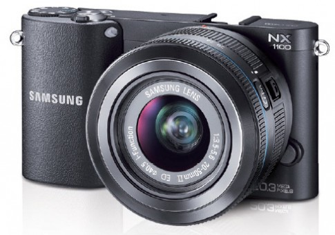 Samsung để lộ máy mirrorless cảm biến 21,6 megapixel