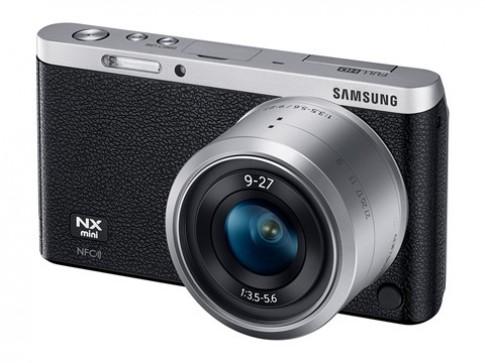 Samsung giới thiệu máy ảnh mirrorless mỏng nhất thế giới
