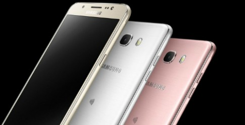 Samsung nâng cấp smartphone giá rẻ, chuyên selfie Galaxy J