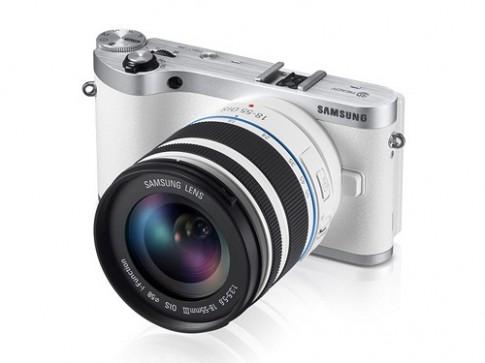 Samsung NX300 kèm phần mềm Lightroom 4.4