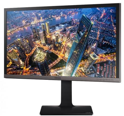 """Samsung ra mắt mẫu màn hình 32"""" Ultra HD U32E850R hỗ trợ công nghệ AMD FreeSync mới"""