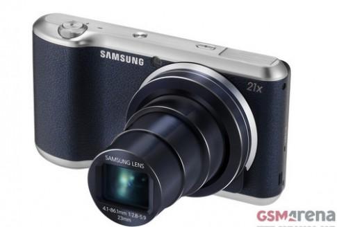 Samsung tung ra máy ảnh chạy Android Galaxy Camera 2