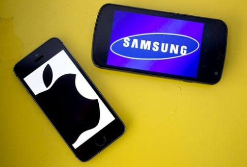Samsung vượt qua Apple, trở thành nhà sản xuất điện thoại bán chạy nhấ