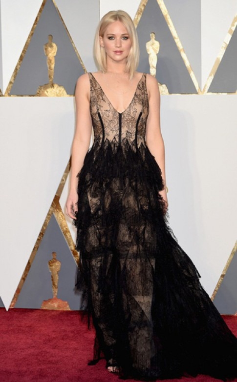 Sao hạng A Hollywood tốn ít nhất 10 triệu USD lên thảm đỏ Oscar
