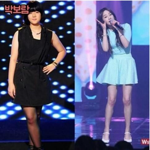 Sao nữ Hàn và những màn giảm cân đã đi vào huyền thoại
