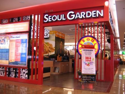 Seoul Garden mở chi nhánh thứ tư