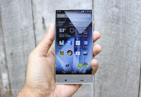 Sharp có thể ngưng sản xuất màn hình cho di động