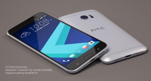 Siêu phẩm HTC 10 thu hút giới công nghệ