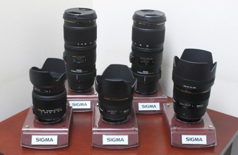 Sigma chính thức có mặt ở VN