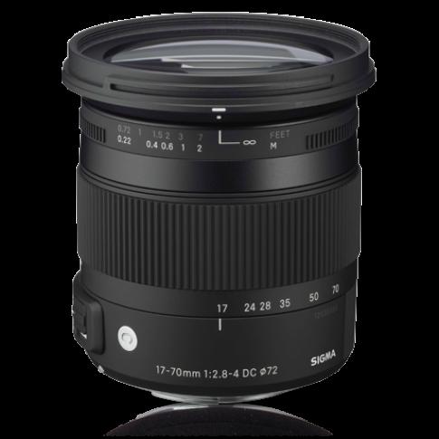 Sigma công bố giá hai ống kính 17-70 và 120-300 mm mới