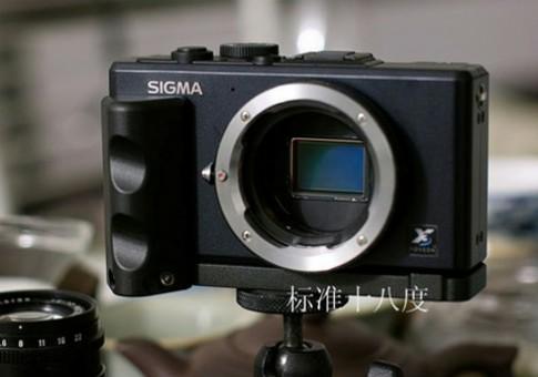 Sigma lại 'chán' máy ảnh mirrorless