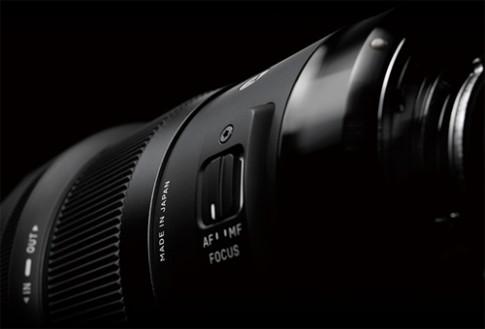 Sigma sắp có ống kính siêu nhanh 135 mm f/1.8