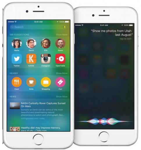 Siri thế hệ mới vs. Google Now on Tap: Ai thông minh hơn ai?
