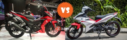 So sánh Honda Winner 150 với Exciter 150
