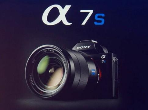 Sony Alpha A7S ra mắt với khả năng xuất video 4K