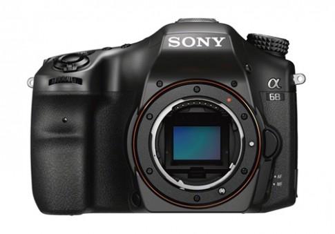 Sony Apha A68 - bản rút gọn của A77 II có giá 599 USD
