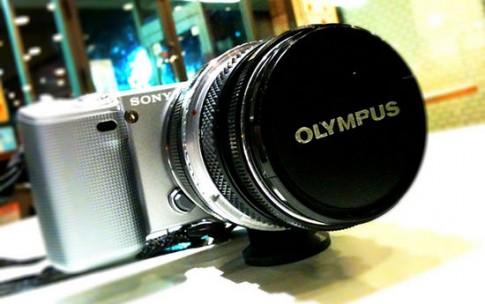 """Sony bán lại 1/2 số cổ phần Olympus, nhằm """"gia tăng năng lực tài chính"""" !!?"""