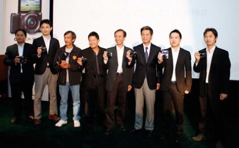 Sony bắt đầu bán loạt máy ảnh mới tại Việt Nam