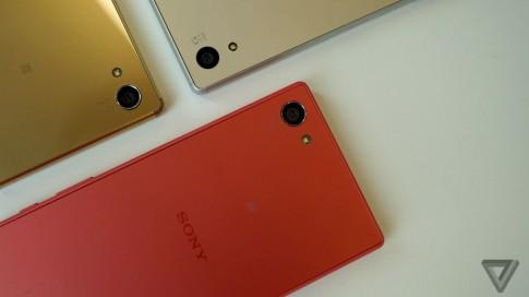 Sony chính thức công bố Xperia Z5, Z5 Compact, Z5 Premium với cảm biến vân tay và Camera mới.