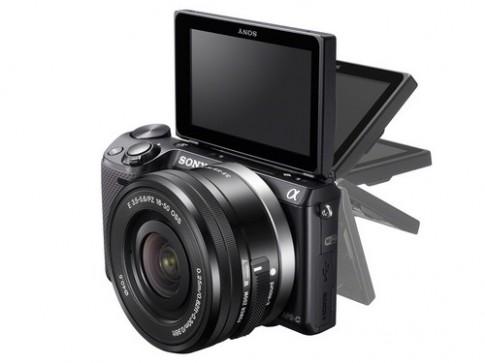 Sony cho ra mắt máy ảnh mirroless NEX-5T
